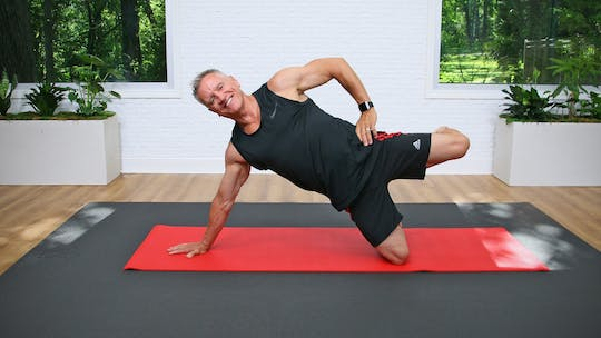 Progressive Beginner Mat Challenge by John Garey TV