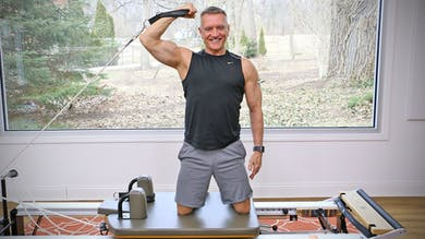 20 Minute Reformer Workout Series - Upper Body Workout 1 by John Garey TV