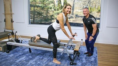 6 Week Intermediate Reformer Series - Workout 12 by John Garey TV