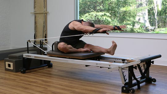Increase Mobility Reformer Workout by John Garey TV, powered by Intelivideo