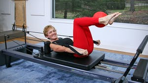 Beginner Reformer with Small Ball by John Garey TV