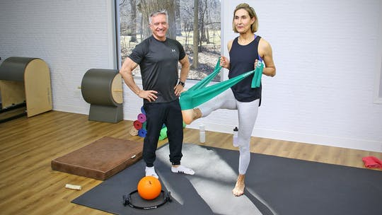 Pilates Mat Circuit with Patty 3-11-20 by John Garey TV