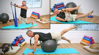 20 Minute Workout Series - Mat Circuit with Props by John Garey TV