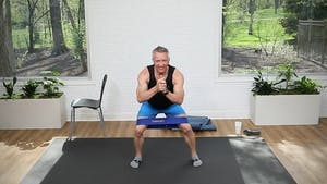 Glute Isolation Circuit with Thigh Band 5-15-20 by John Garey TV