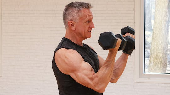 Summer Body Shoulders and Arms Workout 1 by John Garey TV, powered by Intelivideo