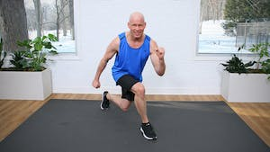 Body Weight HIIT Workout 1 by John Garey TV