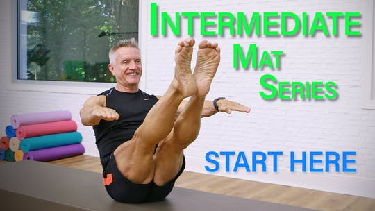 Instant Access to Intermediate Mat Series Promo by John Garey TV, powered by Intelivideo
