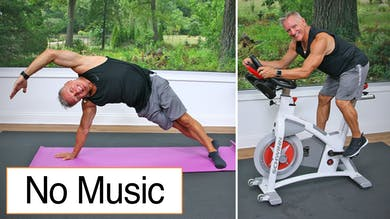 Cycle - Mat Workout No Music 9-18-20 by John Garey TV