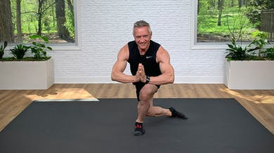 Glute Isolation Circuit - No Equipment Needed 5-22-20 by John Garey TV