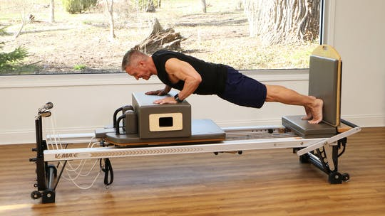 Dynamic Reformer Workout 6-4-18 by John Garey TV, powered by Intelivideo