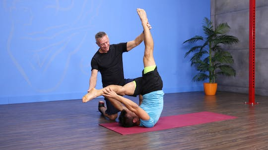 Instant Access to Advanced Mat Workout 1-3-18 by John Garey TV, powered by Intelivideo