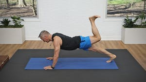 Pilates Mat Circuit - No Equipment Needed 4-22-20 by John Garey TV