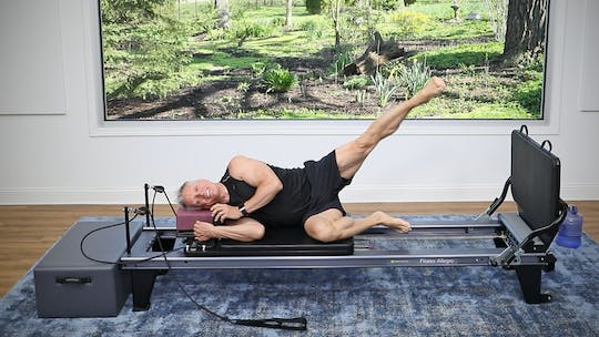 4-week Athletic Reformer Challenge - Week 2 - Workout 6 by John Garey TV