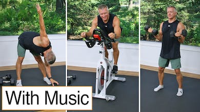 Cycle - Shoulders and Arms - Stretch with Music 8-21-20 by John Garey TV