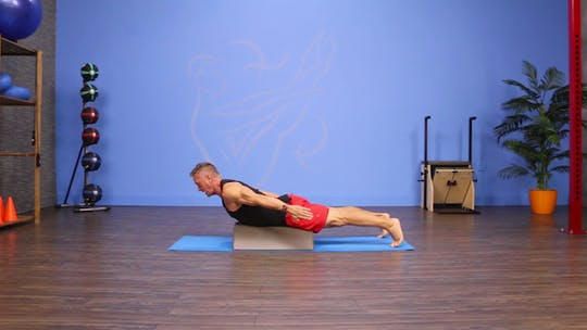 Ranch Mat Series - Level 2, Workout 4 by John Garey TV, powered by Intelivideo