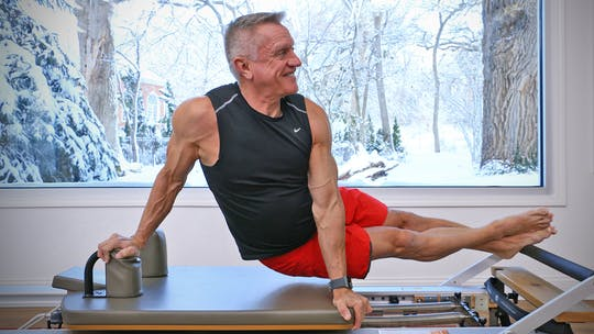 Advanced Reformer Workout 12-3-18 by John Garey TV, powered by Intelivideo