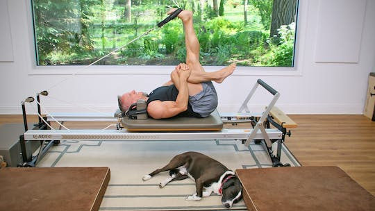 Reformer Destress and Mobility Workout 1 by John Garey TV