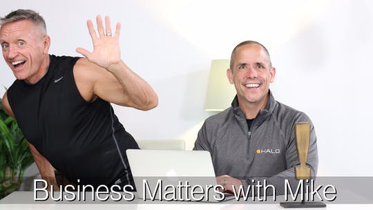Business Matters with Mike by John Garey TV