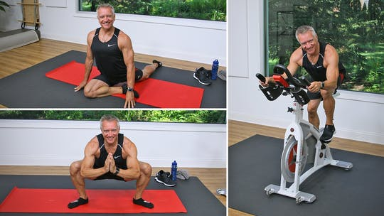Cycle-Glutes and Thighs-Stretch 7-31-20 by John Garey TV