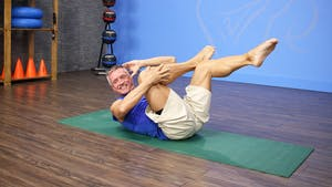 Instant Access to Ab Series - Pilates Mat and Fitness Workout by John Garey TV, powered by Intelivideo