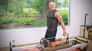 Instant Access to Intermediate Reformer Workout by John Garey TV, powered by Intelivideo