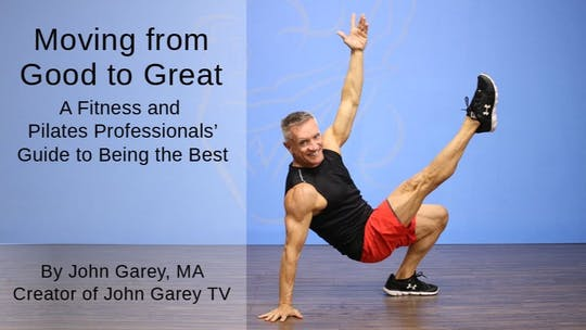 E-book: Moving from Good to Great by John Garey TV