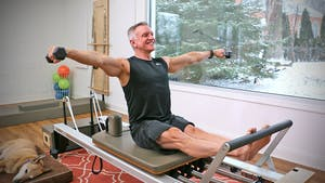 Instant Access to Athletic Reformer with Weights 2-18-19 by John Garey TV, powered by Intelivideo