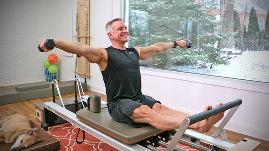 Athletic Reformer with Weights 2-18-19 by John Garey TV, powered by Intelivideo