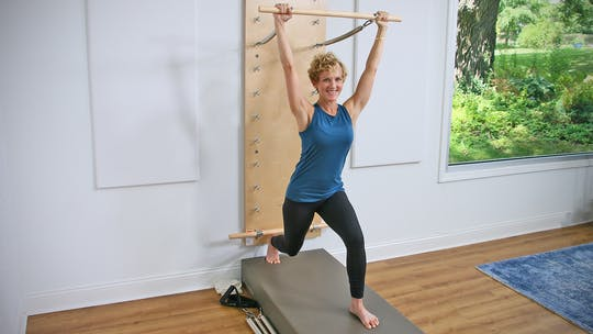 Advanced Spring Wall and Mat with Sheri by John Garey TV