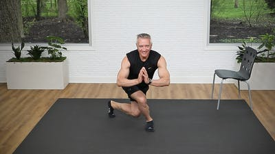 Booty Challenge Workout 2 - No Equipment Needed by John Garey TV
