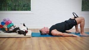 20 Minute Mat Workout Series - Pilates Mat with Glute and Thigh Focus by John Garey TV