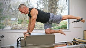 Instant Access to Full Body Reformer Workout 11-26-18 by John Garey TV, powered by Intelivideo