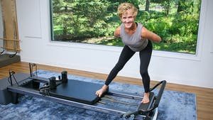 Beginner Reformer Progressive Series with Sheri 14 by John Garey TV