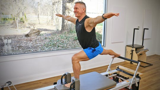 Instant Access to Intermediate Reformer Series - Workout 5 by John Garey TV, powered by Intelivideo