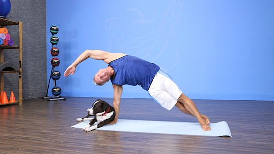 Advanced Pilates Mat Circuit Workout by John Garey TV