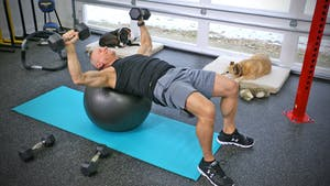 Instant Access to 20 Minute Workout Series - Strength Circuit with Weights by John Garey TV, powered by Intelivideo