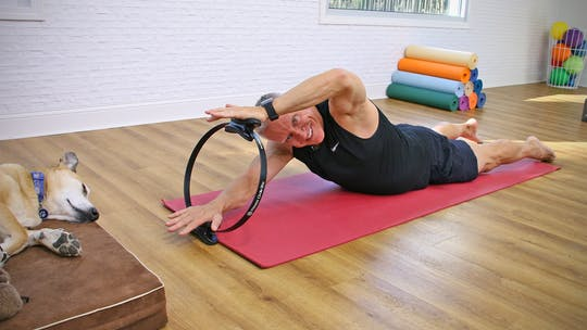 30 Minute Mat Series - Athletic Mat with Circle by John Garey TV