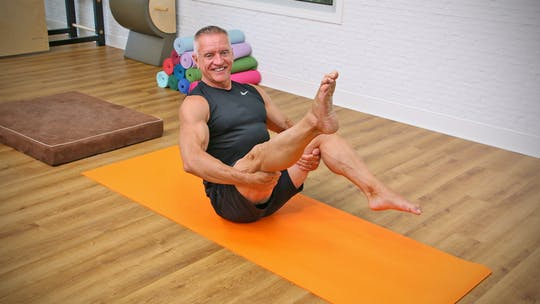 20 Minute Mat Series - Beginner Workout 2 by John Garey TV