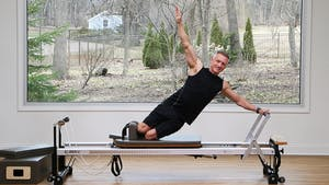 Instant Access to Intermediate Reformer Workout 4-30-18 by John Garey TV, powered by Intelivideo
