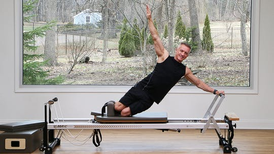 Intermediate Reformer Workout 4-30-18 by John Garey TV