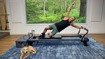4-week Athletic Reformer Challenge - Week 4 - Workout 11 by John Garey TV