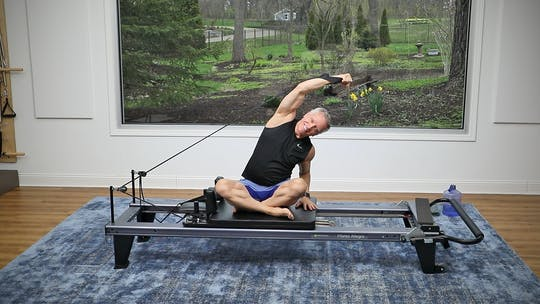 4-Week Athletic Reformer Challenge - Workout 1 by John Garey TV