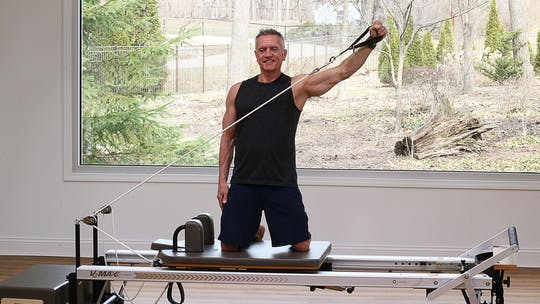 Intermediate Reformer Workout 4-16-18 by John Garey TV