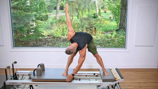 Advanced Standing Reformer Workout 10-21-19 by John Garey TV