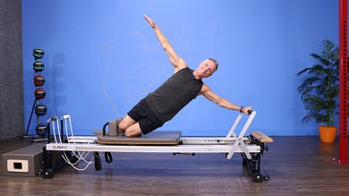 Intermediate Reformer Workout 11-6-17 by John Garey TV