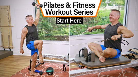 Pilates & Fitness Workout Series by John Garey TV
