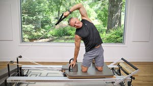 30 Minute Intense Reformer Workout 8-12-19 by John Garey TV
