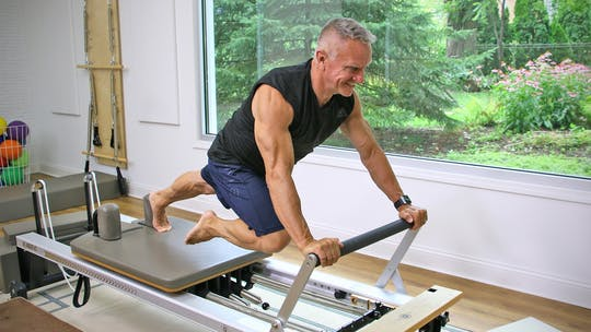 30 Minute Advanced Intense Reformer Workout 2 by John Garey TV