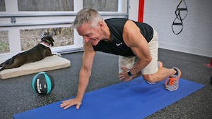 Instant Access to 20 Minute Workout Series - Full Body Fitness Circuit 3 by John Garey TV, powered by Intelivideo