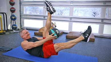 20 Minute Workout Series - Med Ball Workout 2 by John Garey TV